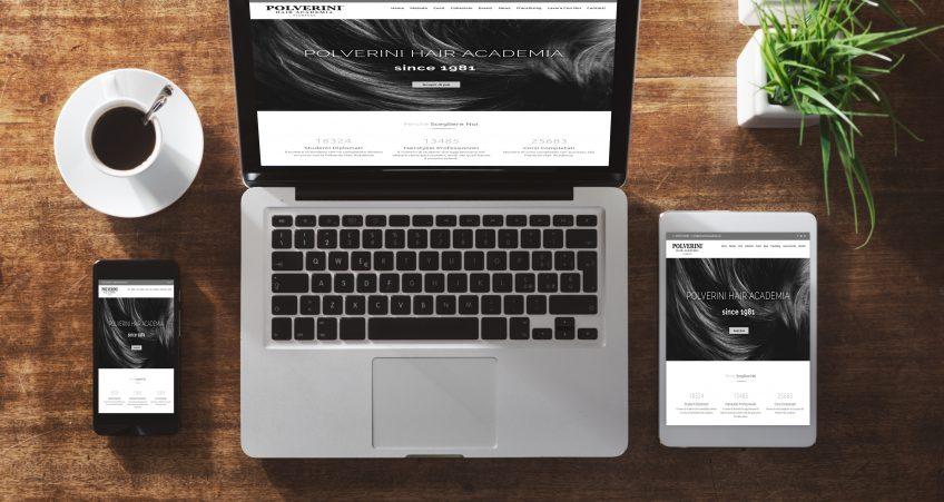 Nuovo Sito Web per l' Accademia Polverini
