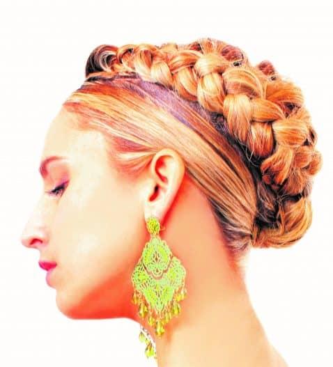 Trecce hair trends indiscusso   nuovo corso intrecci Polverini Hair Academia