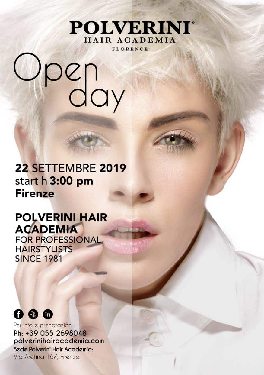 polverini open day 2019
