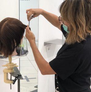 Corso di taglio capelli base 3