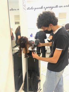 asciugatura capelli